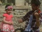 Dok Mosulom odjekuju eksplozije, on prkosno svira violinu