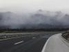 Jaki udari vjetra na cestama Kupres - Šuica