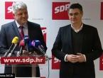 Milanović opet na čelu SDP-a