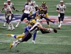 Super Bowl: Šesti trofej Patriotsa u 'Belichick - Brady eri'