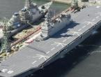 Japan šalje svoj najveći ratni brod u Južno kinesko more