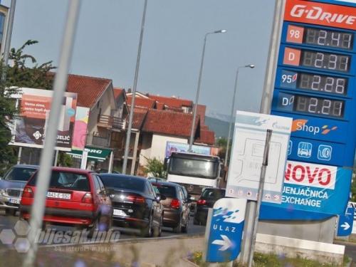 Cijena nafte još će rasti u BiH