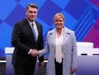 """Gabar-Kitarović i Milanović odgovarali na pitanje """"Tko je za vas Željko Komšić?"""""""