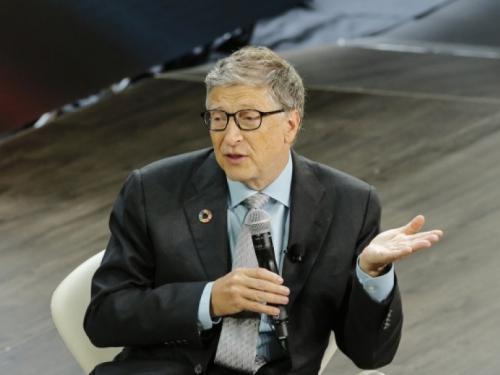 Bill Gates donirao 100 milijuna dolara privatnog novca za borbu protiv bolesti