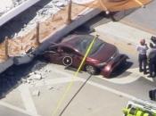 U Miamiju se srušio pješački most, najmanje šestero mrtvih
