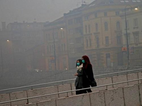 Onečišćeni zrak godišnje ''ubije'' više ljudi nego pušenje