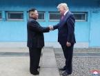 Trump objavio da mu je drago što je Kim Jong-un dobro
