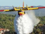 Gori šuma kod Makarske: Bura radi probleme