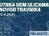 """""""Novotravnička petica"""" – Amaterska utrka ulicama Novog Travnika"""