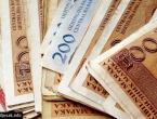 Prosječna plaća će se povećati za devet KM