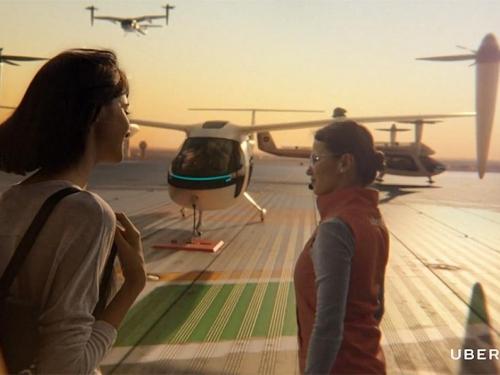 Uber i NASA se udružili,žele leteće taksije već 2020. godine