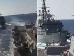Incident: Amerikanci na razaraču u nevjerici gledali što radi ruski bojni brod