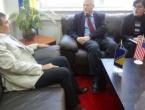 Glavni tužitelj BiH podnio izviještaj američkom otpravniku poslova