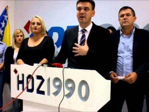 HDZ 1990 okuplja oporbeni blok HDZ-u na sljedećim izborima