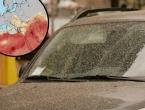 Ne perite automobile, prljava kiša još nekoliko dana