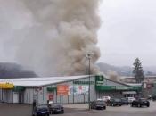 I to je BiH: Požar u jednom entitetu gasili vatrogasci iz drugog entiteta