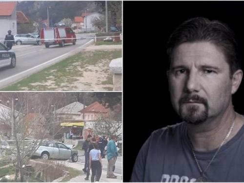 Glumac Josip Zovko izgubio život u nesreći kod Gruda