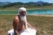 Neobičan turist iz Splita odmara na Ramskom jezeru