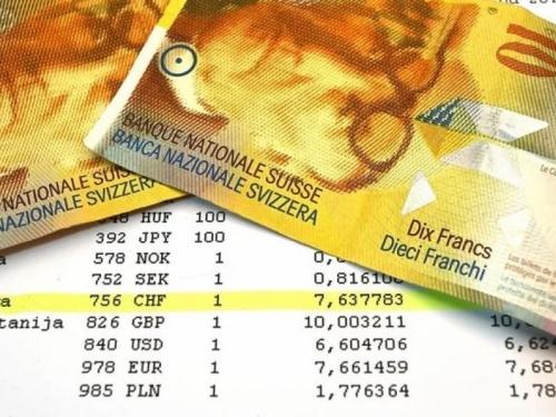 Usporio rast švicarskog gospodarstva