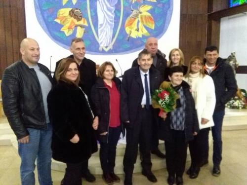 Mato i Delfa Kovačević proslavili zlatni pir