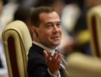 Ukrajinski šef sigurnosti: 'Ne bih se čudio da je Rusija upletena'; Medvedev: 'On je idiot'