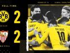 Borussia Dortmund prvi četvrtfinalist, Sevilla nije uspjela
