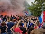 Stuttgart: Pedeset i pet pritvorenih za vrijeme slavlja hrvatskih navijača