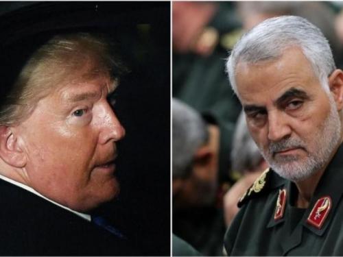 Iran izdao uhidbeni nalog za Trumpom zbog ubojstva generala Sulejmanija