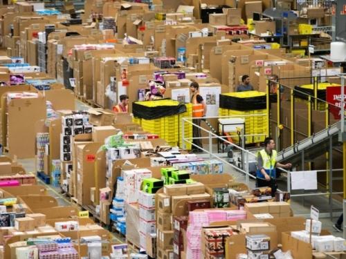 Radnici Amazona žale se na teške uvjete rada