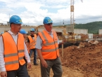 Ministar Grubeša i veleposlanik Španjolske posjetili gradilište budućeg zatvora