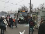 Troje ozlijeđenih u Moskvi, opet je u nesreći sudjelovao autobus