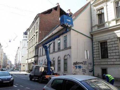 Dva potresa na području Zagreba