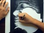 Čudesna umjetnost: Slikar naslikao portret oca od 3 milijuna točkica