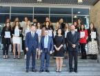 Dodijeljene Dekanove nagrade najboljim studentima Filozofskoga fakulteta