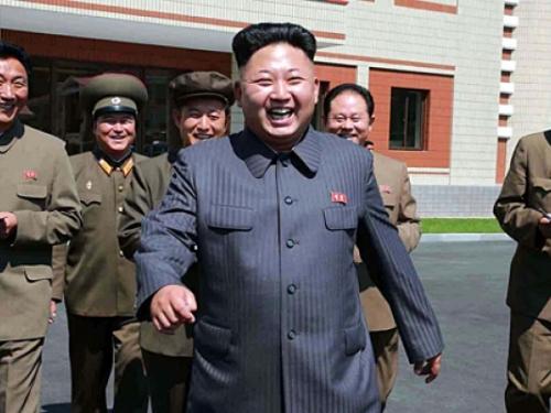 Gdje je Kim Jong-Un?
