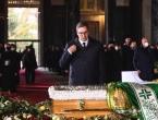 Sahranjen srpski patrijarh Irinej, govore držali Vučić i Dodik, a sve je zasjenio mladi Japanac