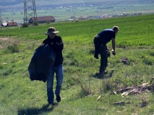 Šumari očistili Kologaj i puteve prema Vran planini