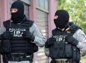 Velika policijska akcija u tri županije - pretresi na 43 lokacije