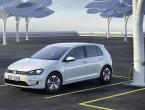 Volkswagen e-Golf - Više snage i nove baterije