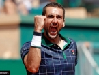 Čilić bez izgubljenog seta do četvrtfinala Wimbledona