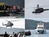 Nesreća blizu Šibenika: Vojni helikopter se srušio u more, pronađeno tijelo jedne osobe?