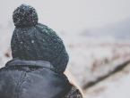 Tijekom dana kiša, susnježica i snijeg