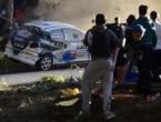 VIDEO: Tragedija na reliju, automobil se zaletio u gledatelje, šestero mrtvih!