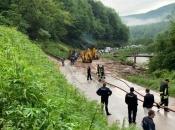Odron prekinuo promet između Kiseljaka i Fojnice
