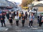 Marina Pendeš u radnoj posjeti OO Zajednice žena HDZ BiH Prozor - Rama