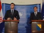 Zajednička sjednica Vijeća ministara BiH i Vlade Republike Hrvatske