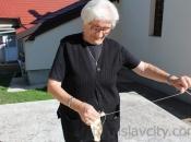 Anđa Bagarić - Duvanjka koja još uvijek izrađuje opanke