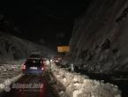 Jablanica - Konjic: Kamionima zabrana, malim automobilima otežano