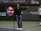 Legendarni tenisač završio karijeru