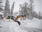 Snijeg u Austriji ne prestaje padati